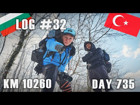 Would you go hike in Turkey next winter?! Here is why you should! - Thru-hike Europe LOG#32
