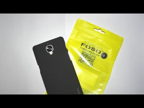 buy popular fbeef 1c12c FOSO quicksand sandstone back cover for oneplus 3/3T