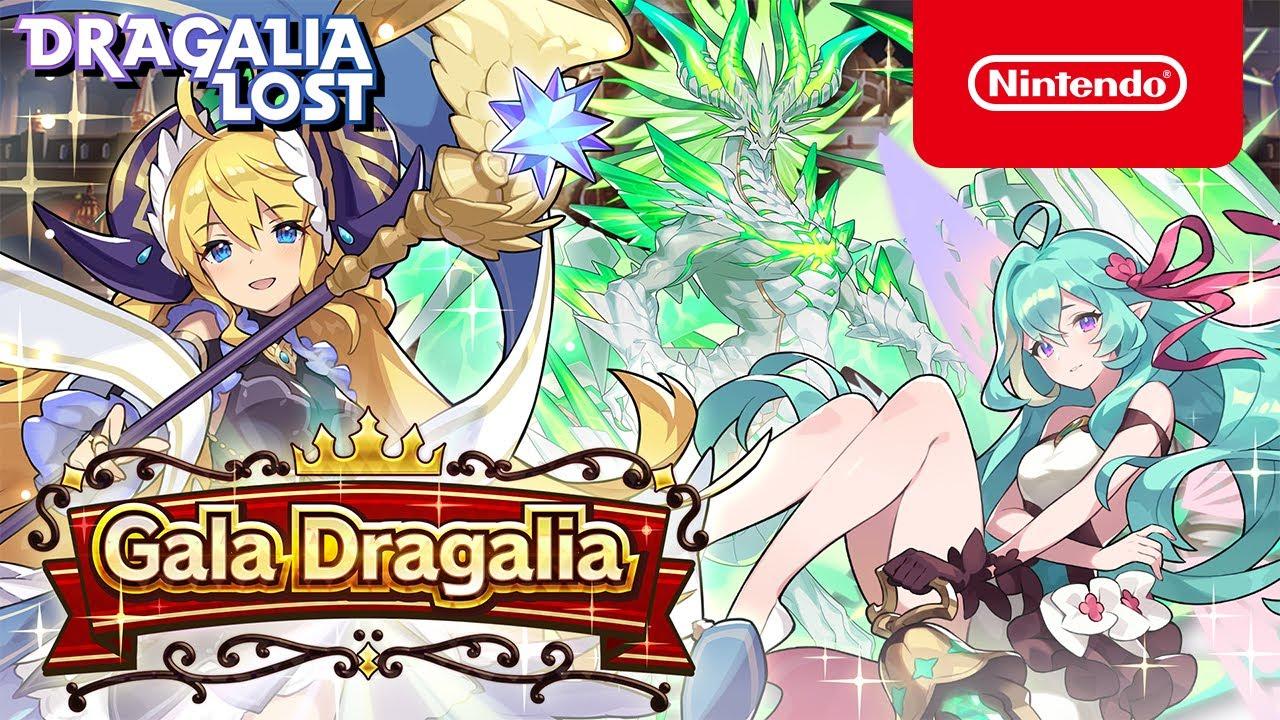 Dragalia Lost - Gala Zena Appears In Gala Dragalia! (September 2020)