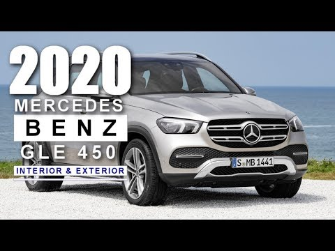New upcoming luxury SUV 2020 Mercedes Benz GLE