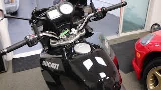 2005 Ducati Multistrada 100DS. Actor Bruce Willis' personal bike.