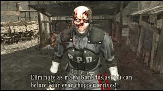 Leon S. kennedy Dead | Mod Resident Evil 4