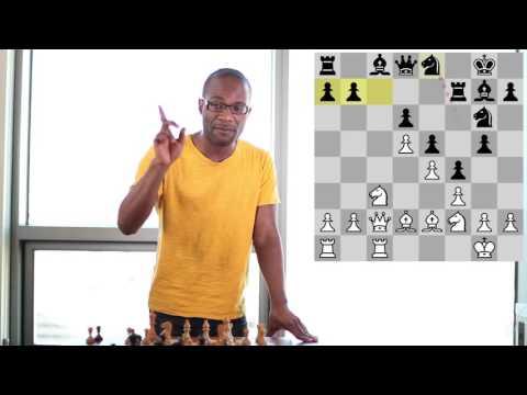 King's Indian Defense - Aronian vs Nakamura (Middle & Endgame)