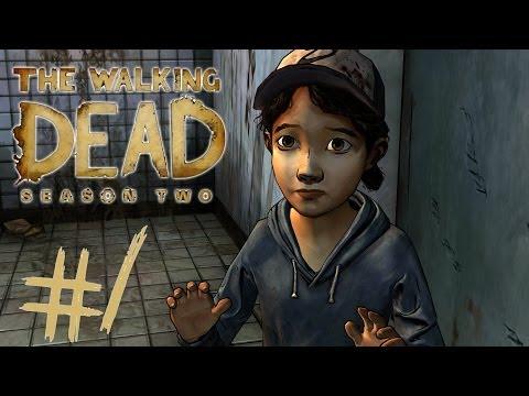 The Walking Dead:Season 2  Episode 1  PART 1  ALREADY EMOTIONAL ;_;