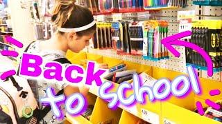 Back to school США! Крутая канцелярия для школы 2017 / shopping :))