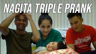 Download lagu HARUSKAH NAGITA DIBELANJAIN SETELAH DIPRANK GINI? VIDEO REACTION NAGITA!!!