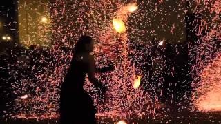 """""""Файер-шоу - это как наркотик, пусть и опасный"""": как в Минске зажгли """"Огни осени"""""""