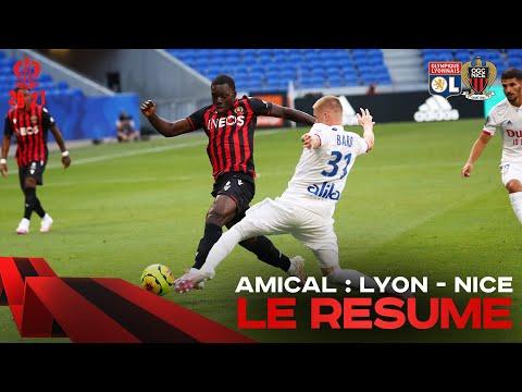 Lyon 1-0 Nice