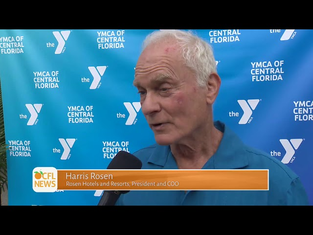 OCFL Update | Rosen YMCA Aquatic Center Dedication