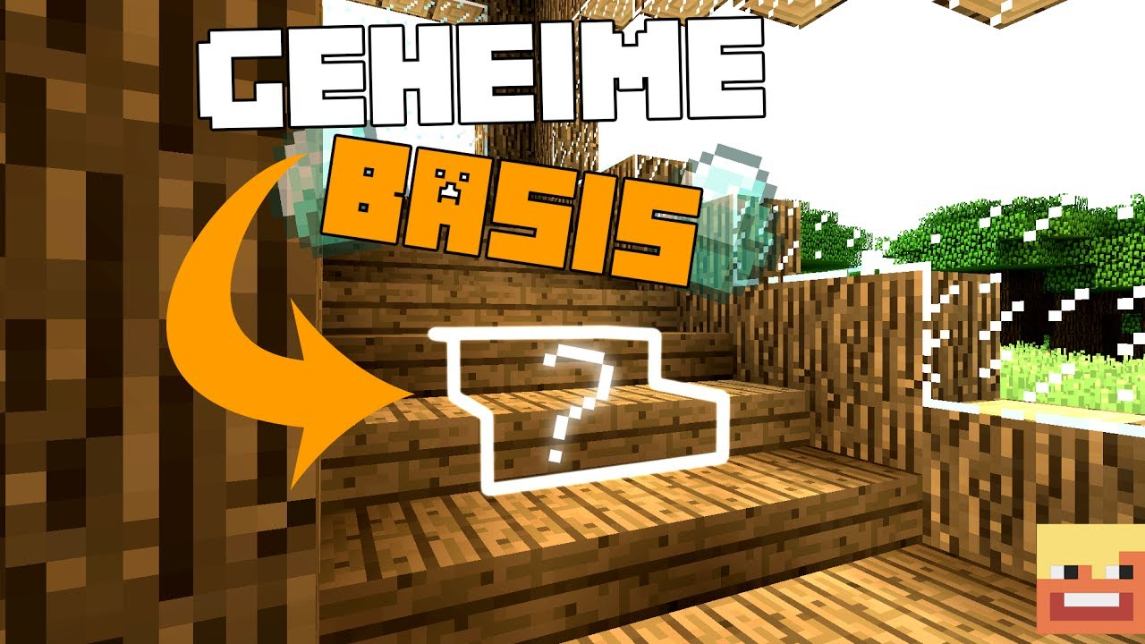 geheimgang in minecraft bauen redstone tutorial geheimt r youtube. Black Bedroom Furniture Sets. Home Design Ideas
