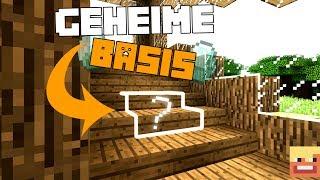Geheimgang in Minecraft bauen! - Redstone Tutorial [Geheimtür]