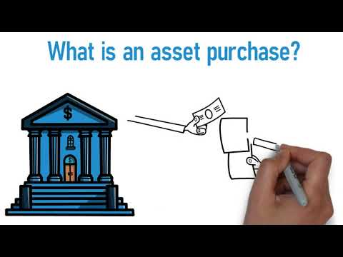 Asset purchase