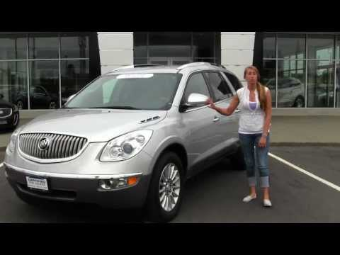 Virtual Walk Around Tour Of A 2010 Buick Enclave At Gilchrist Buick GMC In Tacoma