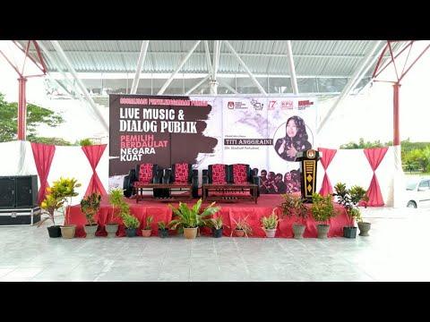 LIVE MUSIC & DIALOG PUBLIK KPU PASANGKAYU