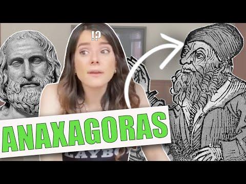 ANAXAGORAS AND HIS