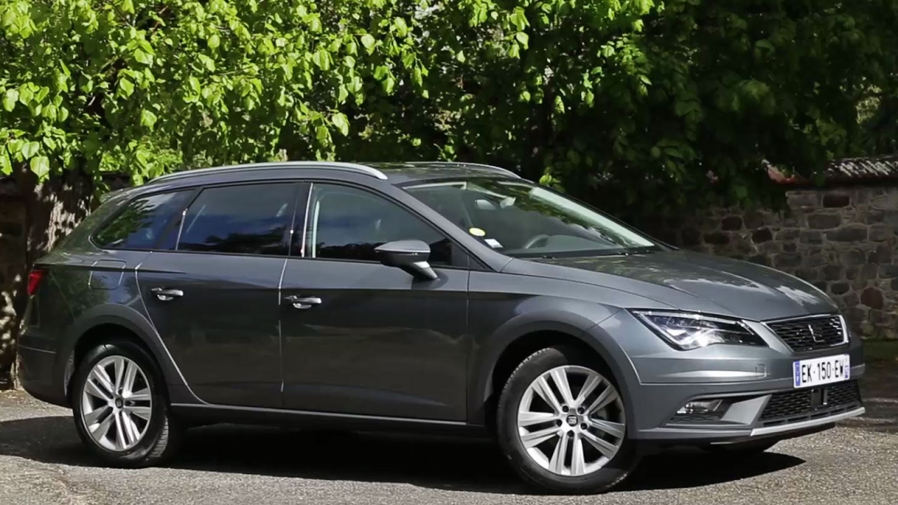 essai seat leon xperience 2 0 tdi 150 dsg 2017 youtube. Black Bedroom Furniture Sets. Home Design Ideas