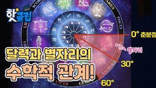 달력에 영향을 준 별자리 [핫클립] / YTN 사이언스