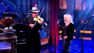 David Letterman features Steve Martin, Mark O