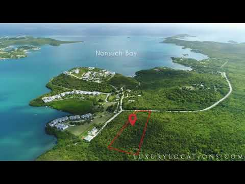 Non Such Bay Land for sale by Luxury Locations Real Estate Antigua