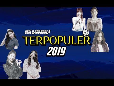 download lagu girlband korea terpopuler