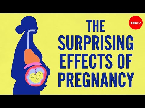 Video image: The surprising effects of pregnancy