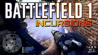 Battlefield 1 Incursions Gameplay - Closed Alpha 1440p 60fps