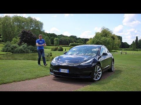 Tesla Model 3 Grande Autonomie