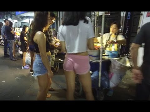 Walking Street Saturday 23.02.2018 Thailand 2:30am
