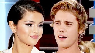 Selena Gomez Reacts to Justin Bieber Apology Video