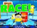 Despicable Me - Minion Rush Gameplay - Racing Referee
