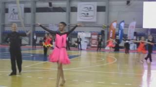 Ча-ча-ча танец  Юниоры-1 открытый класс ФИНАЛ - бальные танцы латина Пермь Дуэт