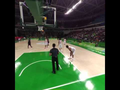 Rai Rio VR streaming: USA vs Spain men