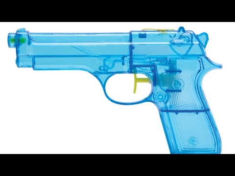 Toy Freddy's pranksta gangsta episode 2 DIY water gun and tutorial and helix the video bomber