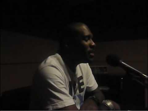 Interview @ radio Cidade, Cabo verde. 03/09