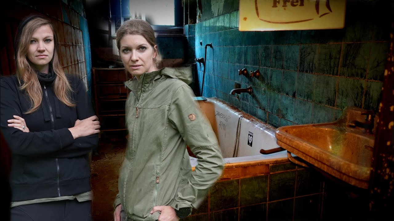 Rotenburg - The Lost Place from Armin Meiwes - The whole story - Part I