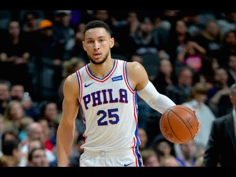 Ben Simmons | Highlights vs. Spurs (01.26.18) 21 Pts, 7 Asts, 5 Rebs, 2 Stl, 1 Blk