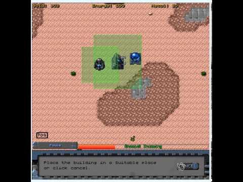 Lunar Commander (PC browser game)