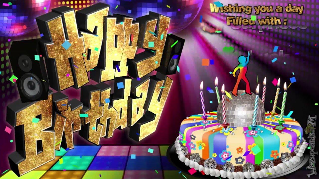 Dubai Girls Wallpaper Disco Party Cake Happy Birthday Youtube