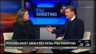 Professor Erin Richman Talks FSU Shooting on FCN320