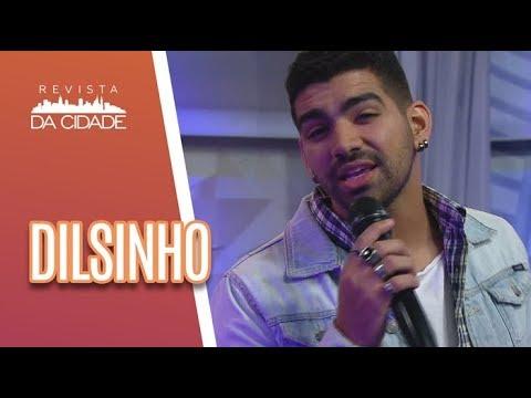 Música E Bate-Papo Com Dilsinho - Revista Da Cidade (03/05/18)