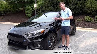 Review 2016 Ford Focus RS