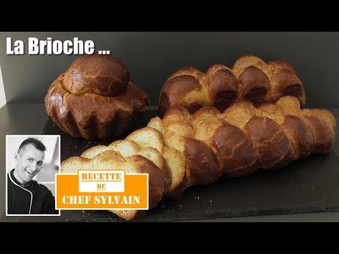 brioche-traditionnelle---recette-par-chef-sylvain-!-#brioche