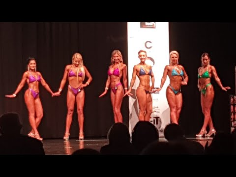 New Zealand Shape Bikini Bodybuilders Compitition & More Events - Auckland Northshore Judging Rounds
