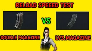 LV.3 MAGAZINE vs DOUBLE MAGAZI…