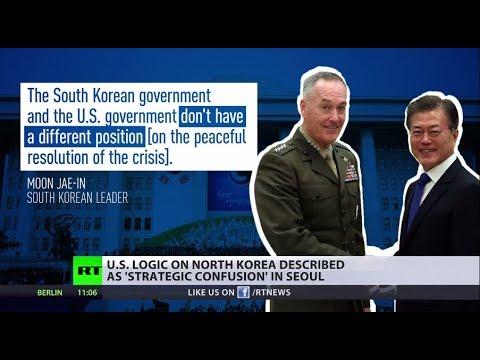 Strategic Crossroads: Seoul calls US logic on North Korea 'strategic confusion'