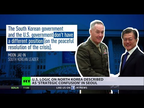 Thumbnail: Strategic Crossroads: Seoul calls US logic on North Korea 'strategic confusion'