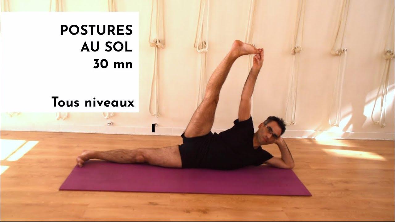 Postures au sol avec Philippe Amar - Yoga Studio Lille ...