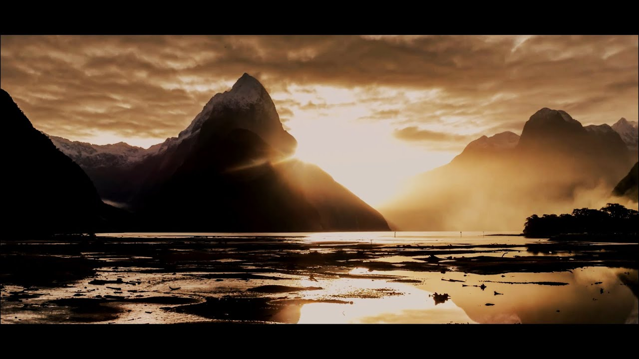 New Zealand's Stunning Landscapes [2.7K] ► What's up on Earth