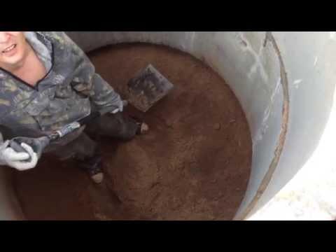 24 Обкопка колец канализации