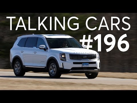 2020 Kia Telluride; Mandatory Safety Equipment | Talking Cars with Consumer Reports #196